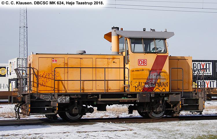 DBCSC MK 624