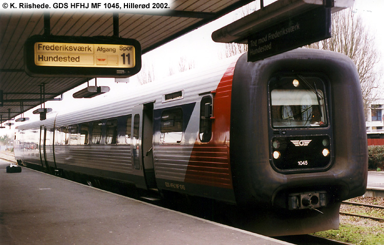 GDS MF 1045