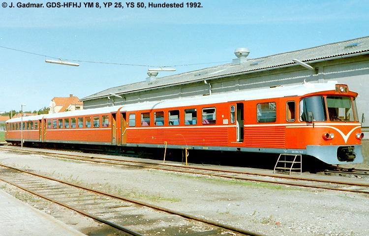 GDS YM 8