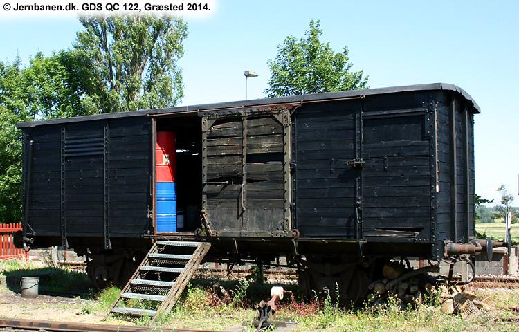 GDS QC 122