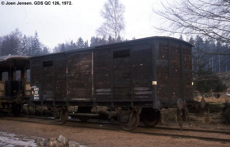 GDS QC 126
