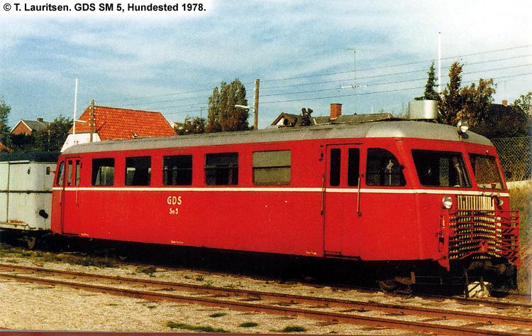 GDS SM 5