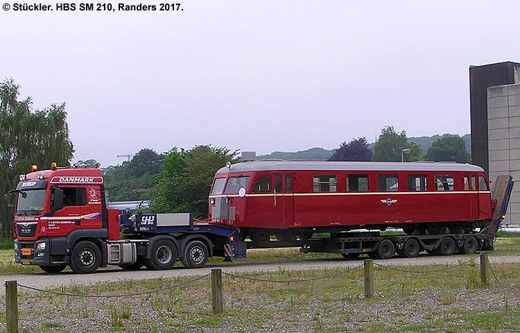 HBS SM 210