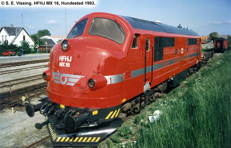 HFHJ MX 16
