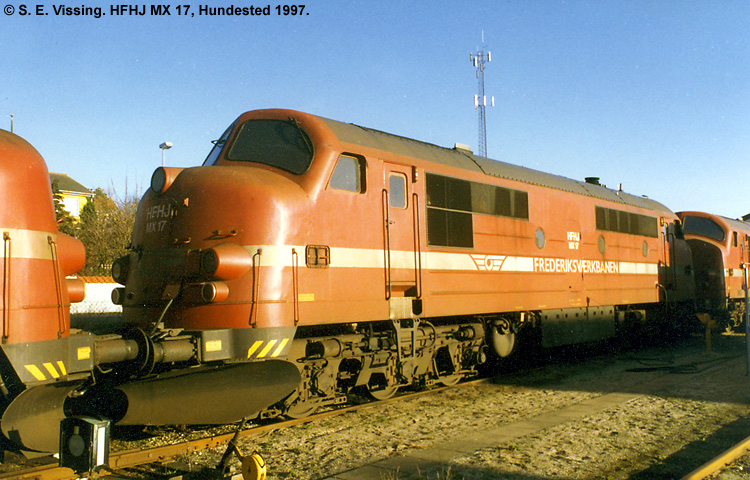 HFHJ MX 17