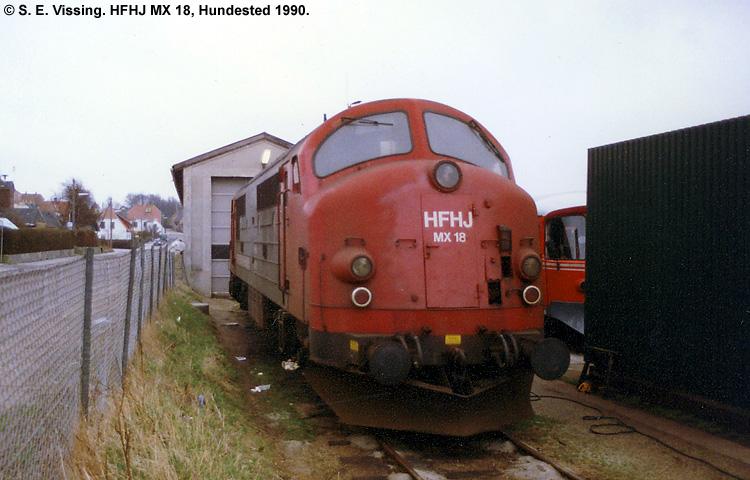 HFHJ MX 18