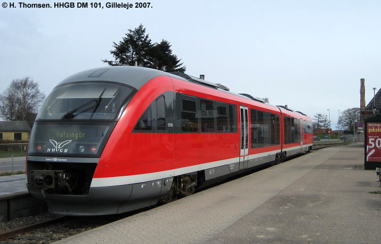 HHGB DM101