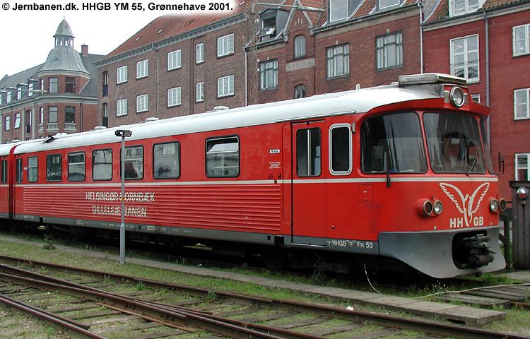 HHGB YM 55