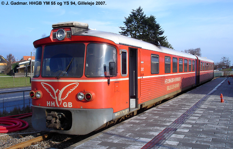 HHGB YM55