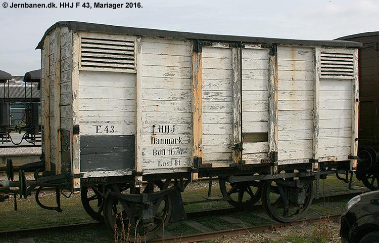 HHJ F 43