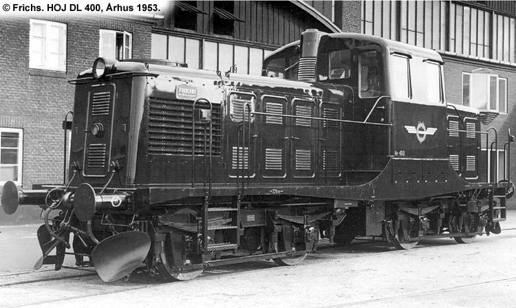 HOJ DL400