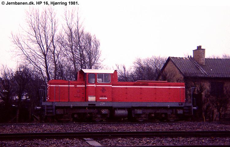 HP  16