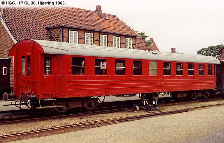 HP CL 30