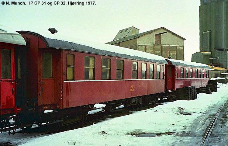 HP CP 31