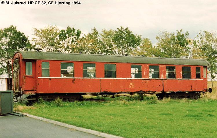 HP CP 32
