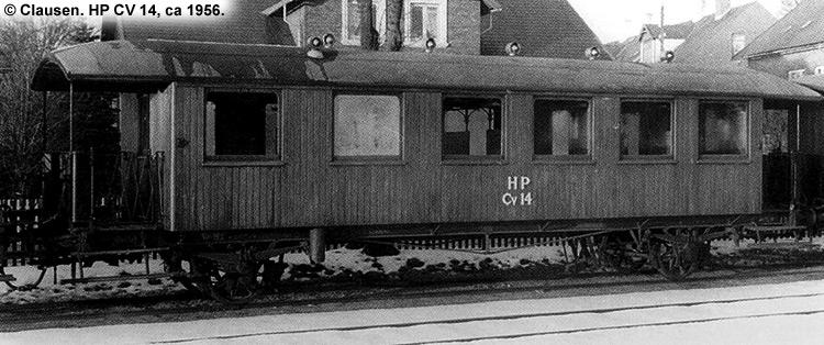 HP CV 14