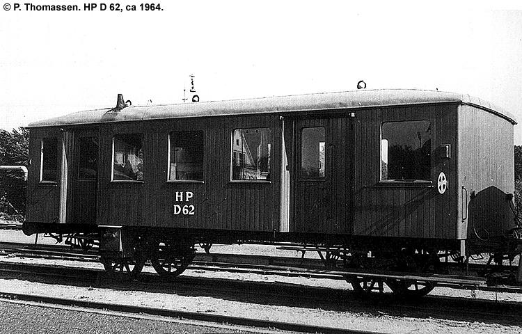 HP D 62
