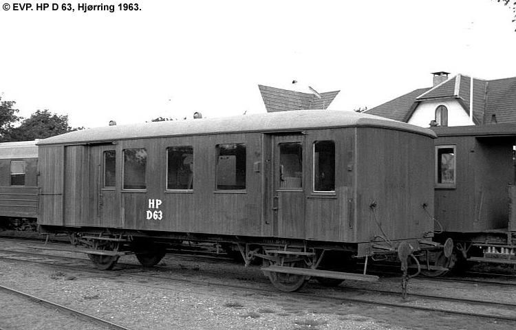 HP D 63