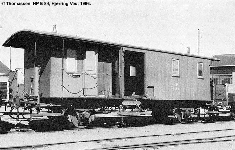 HP E 84