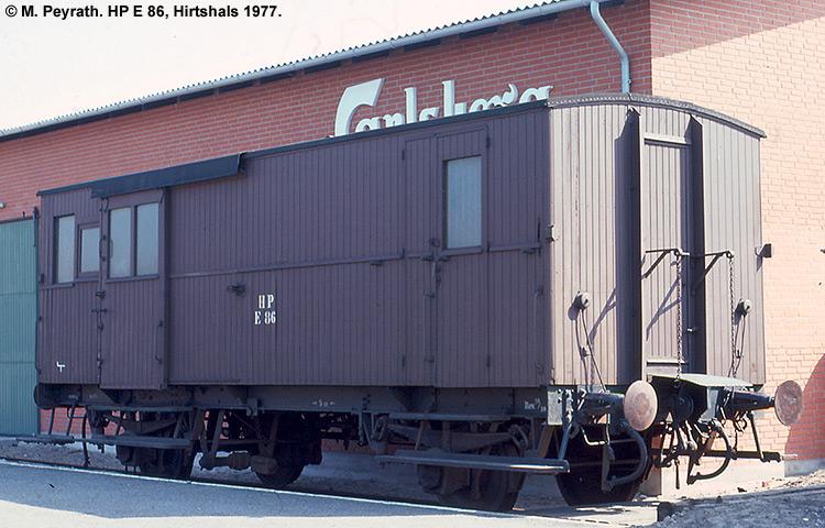 HP E 86