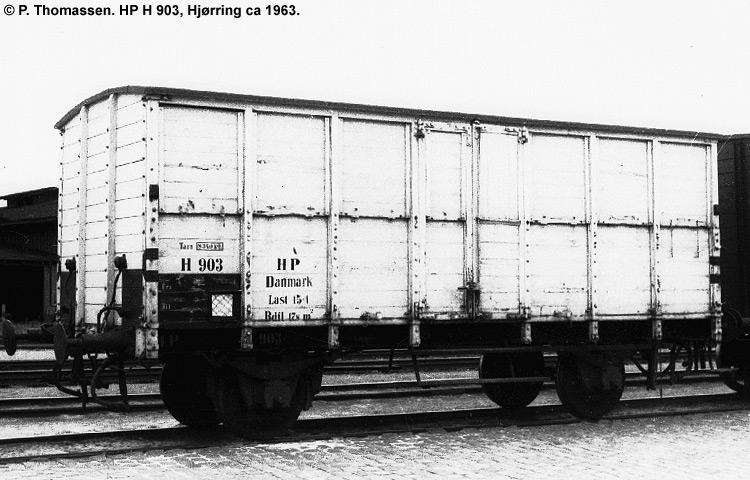 HP H 903
