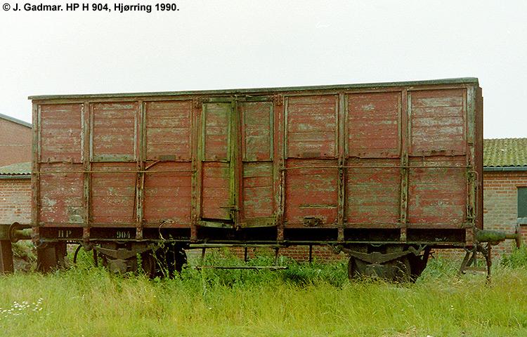 HP H 904