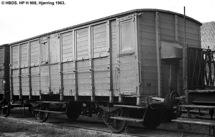 HP H 908
