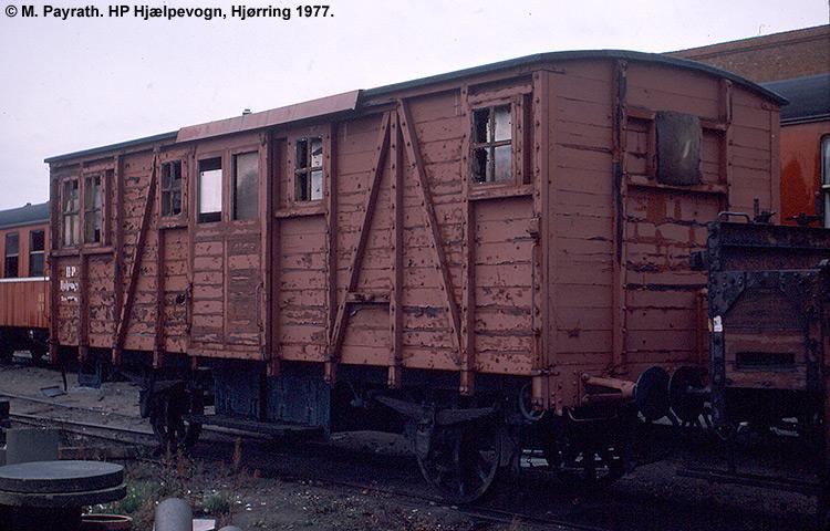 HP H-vogn