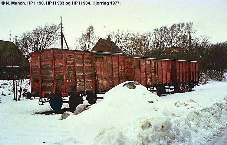 HP I 190