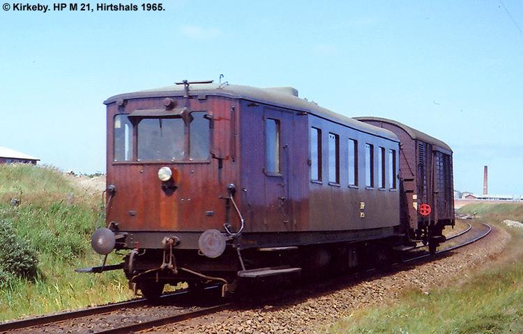 HP M 21