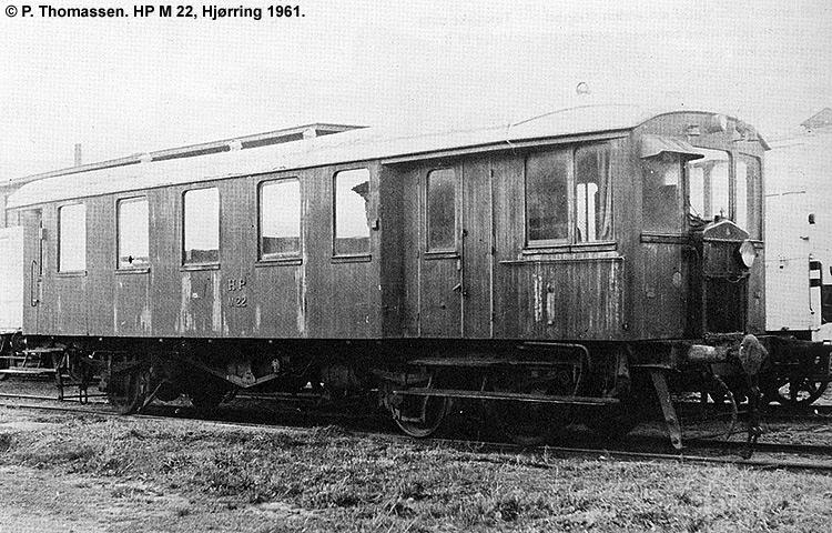 HP M 22