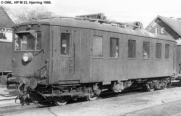 HP M23