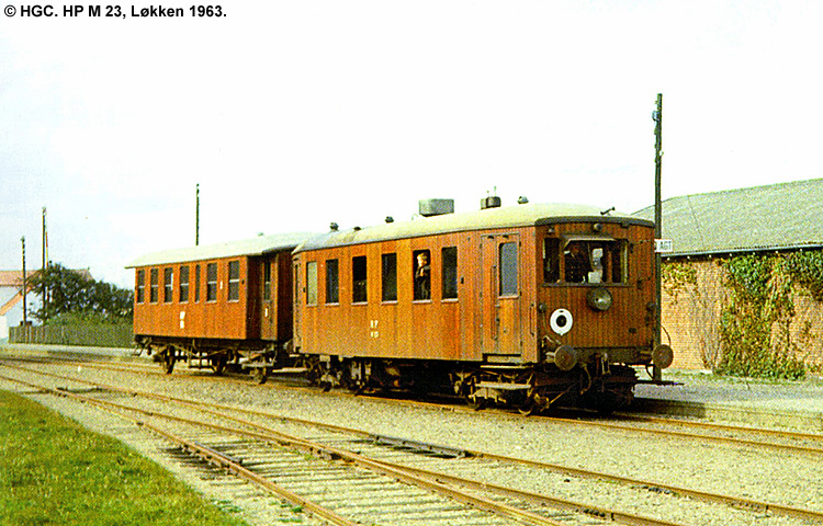 HP M 23