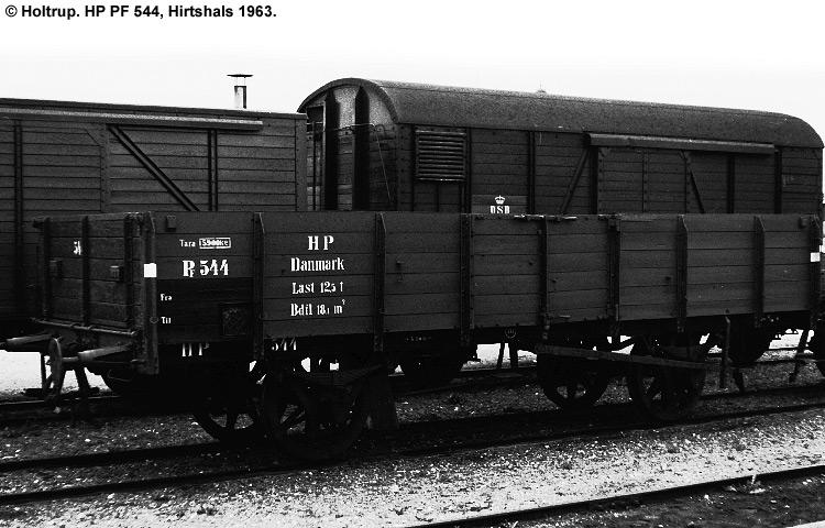 HP PF 544
