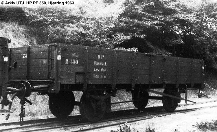HP PF 550