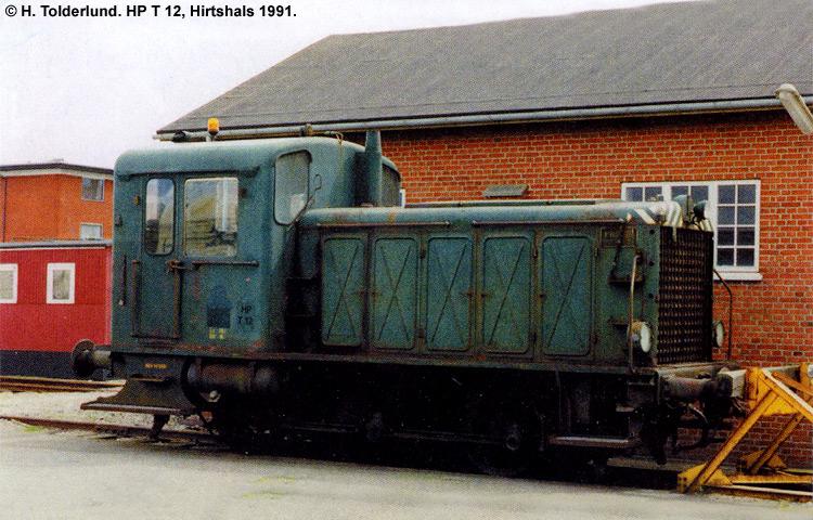 HP T 12