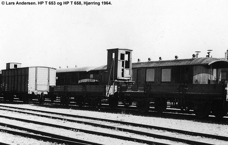 HP T 653