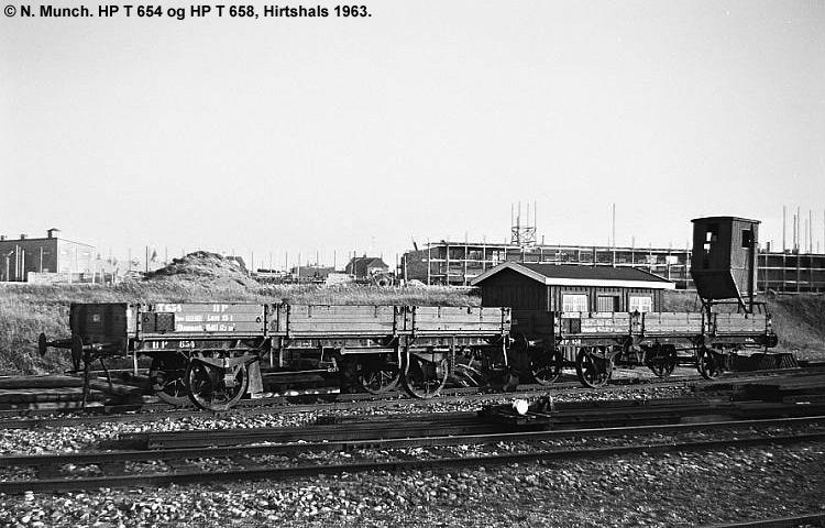 HP T 654