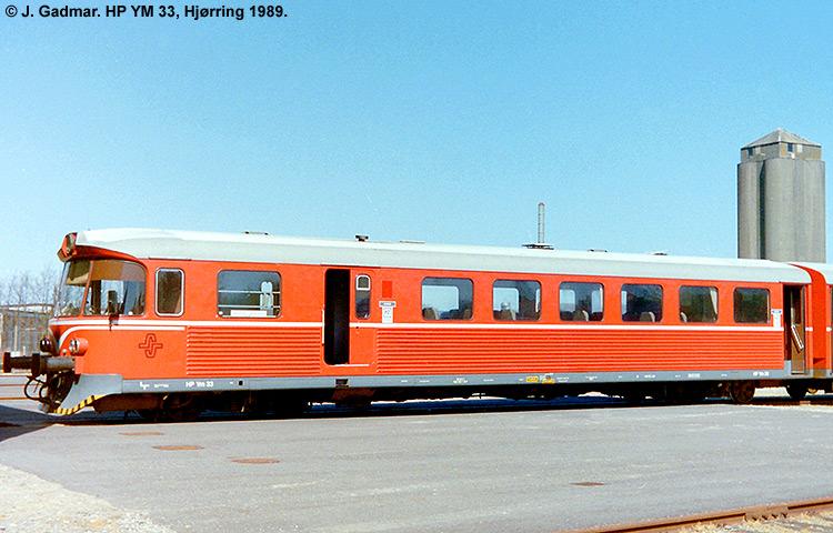 HP YM 33