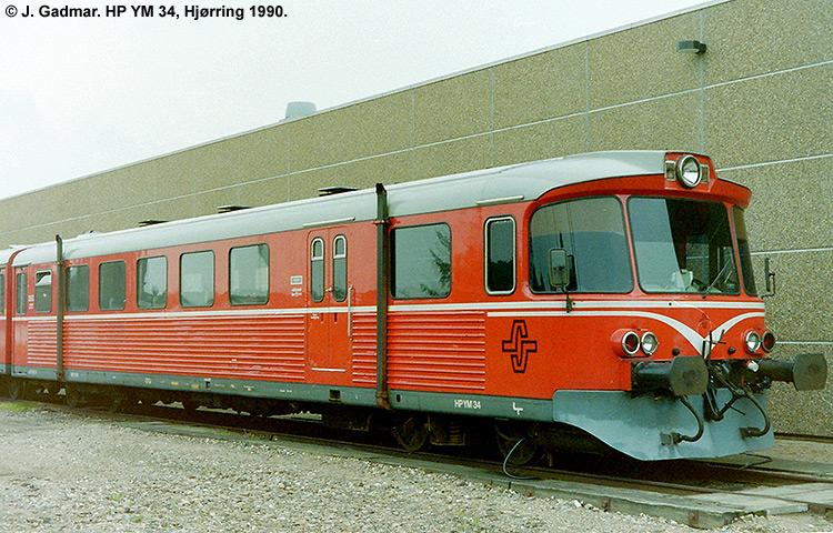 HP YM 34
