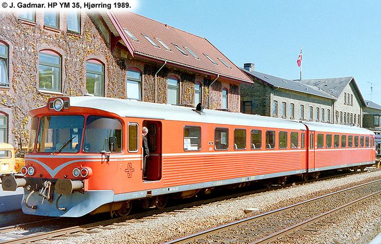 HP YM 35