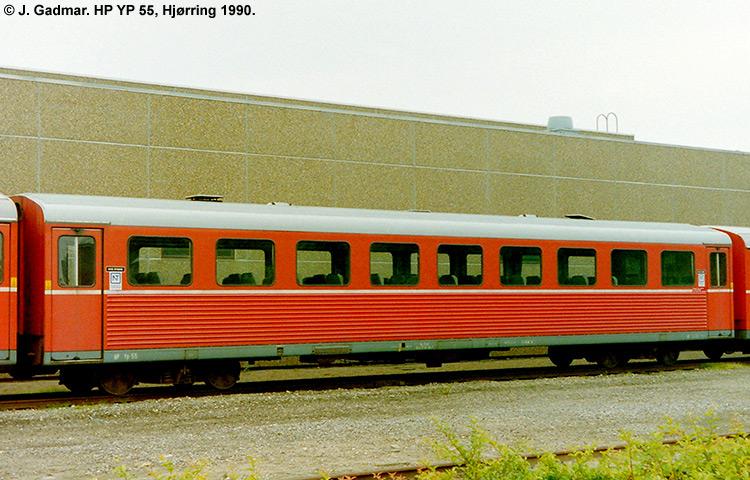 HP YP 55
