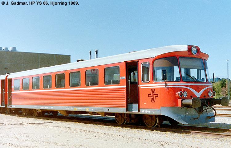 HP YS 66