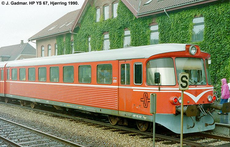 HP YS 67