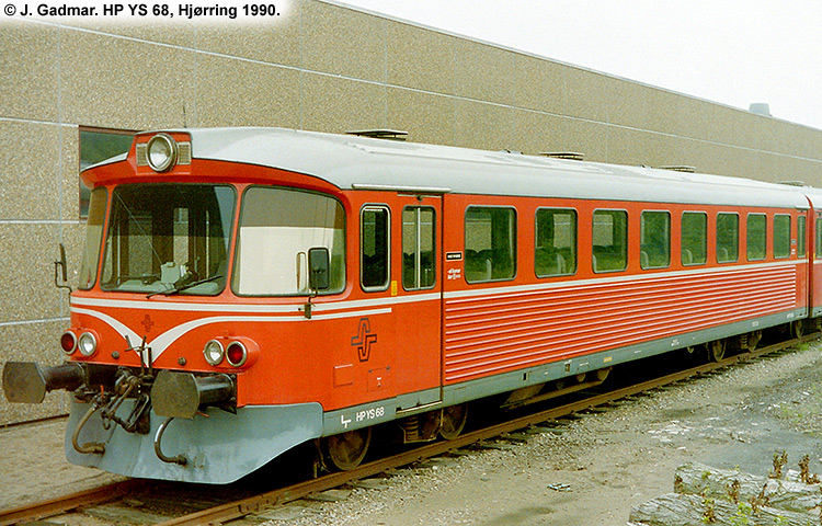 HP YS 68
