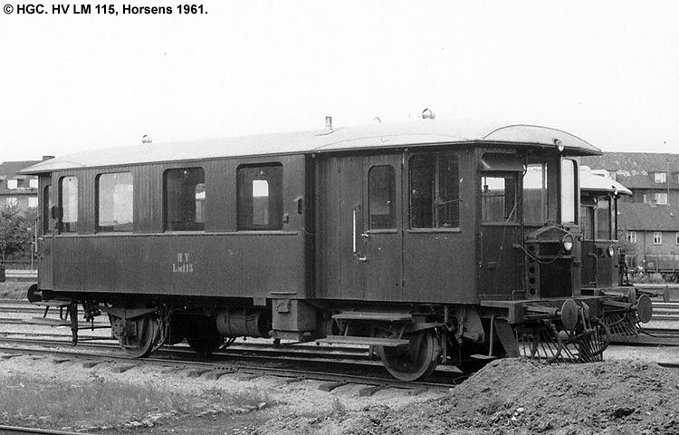 HV LM115