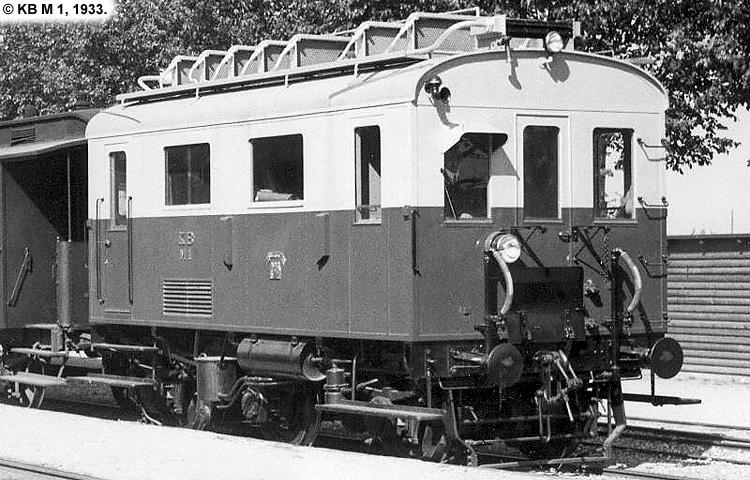 KB M1 1