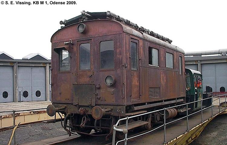 KB M 1