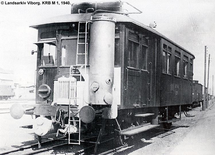 KRB M 1