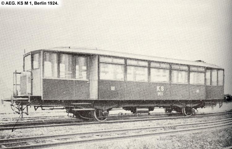 KS M1 1